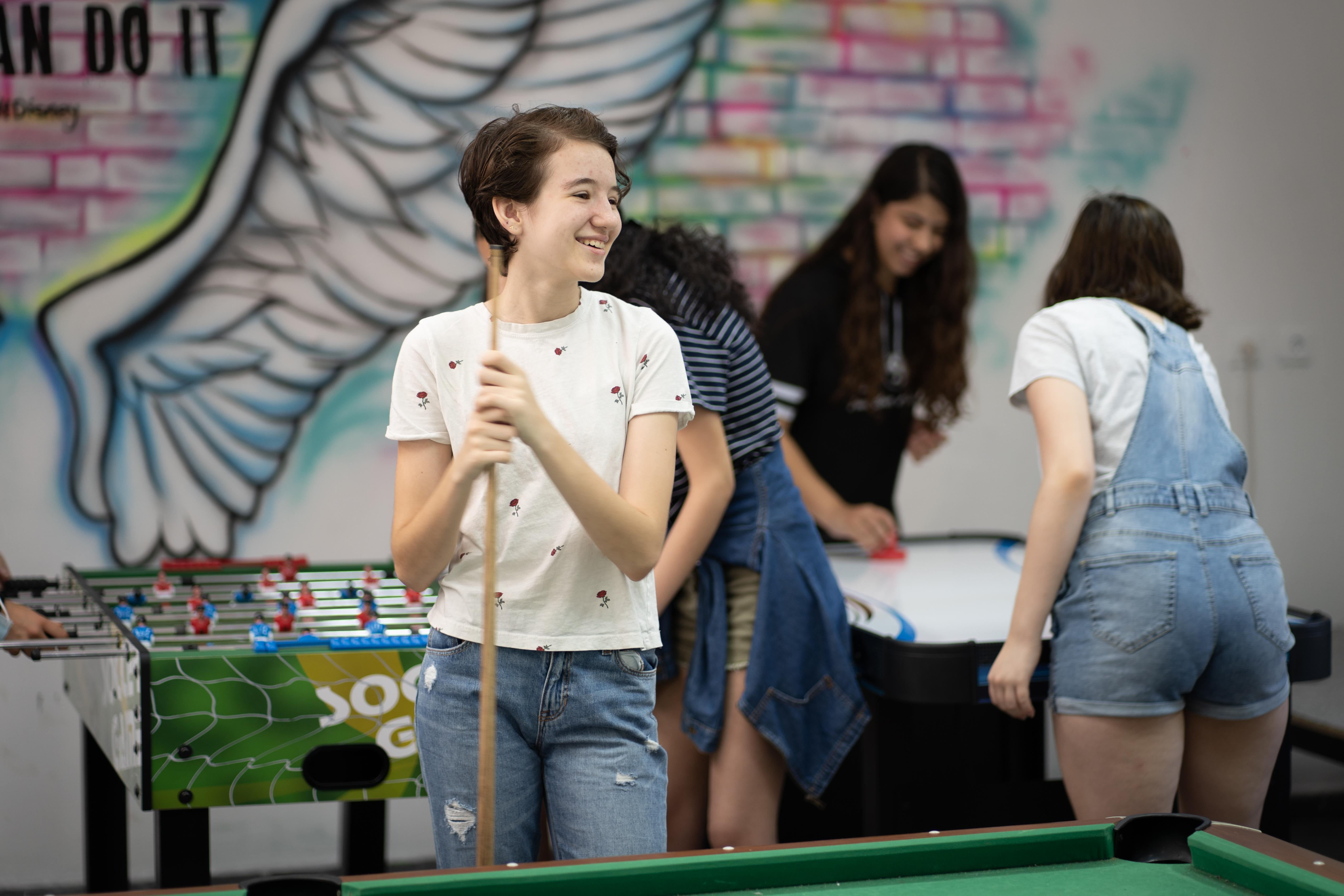 קבוצות חברתיות-רגשיות למתבגרים רקפת