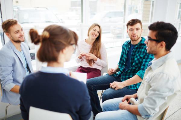 קבוצות לתקשורת בין אישית